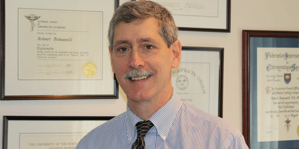 Dr. Robert Romanelli